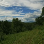 A photo of the Spruce River Highlands Trail