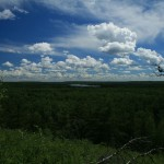Another photo of the Spruce River Highlands Trail