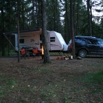 Perfect Night For Camping