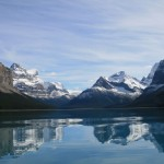 Maligne Lake Again