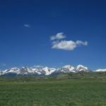Montana Mountains - Seemingly Familiar Territory