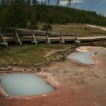 Yellowstone - Artists Paintpots