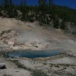 Yellowstone - Beryl Spring