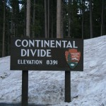 Yellowstone - Continental Divide