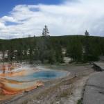 Yellowstone - Firehole Lake Drive 2