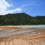 Yellowstone - Grand Prismatic Spring 2