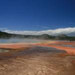 Yellowstone - Grand Prismatic Spring 3