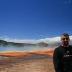 Yellowstone - Grand Prismatic Spring - Jason