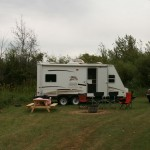 Our campspot layout