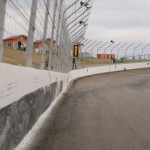 Front Straight Away