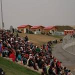 Lots of Race Fans