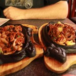 Medium Spicy Chicken and Beef Bulgogi